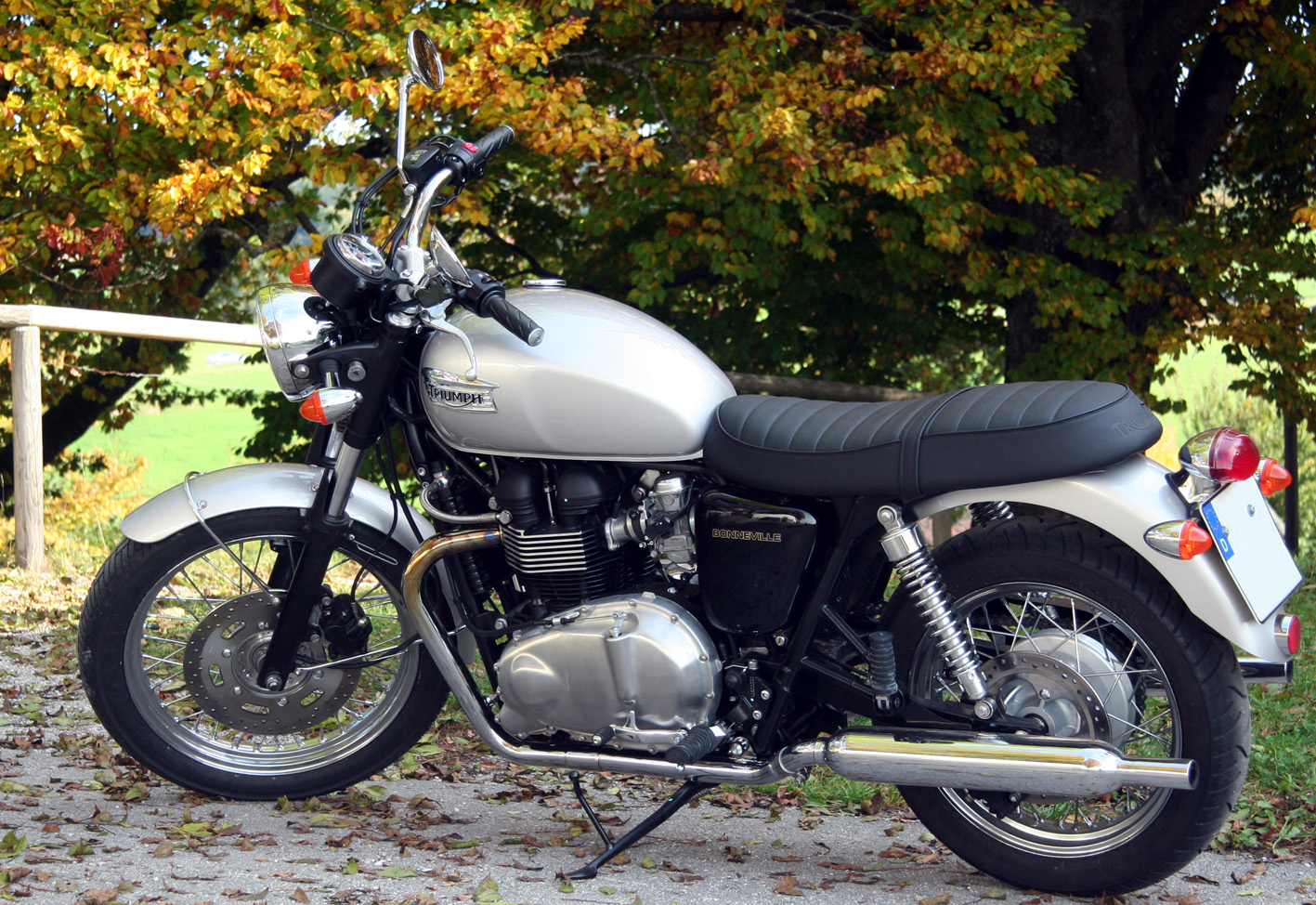 FileTriumph Bonneville 900cc 2008 Model