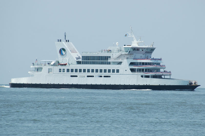 Cape May–Lewes Ferry - Wikipedia