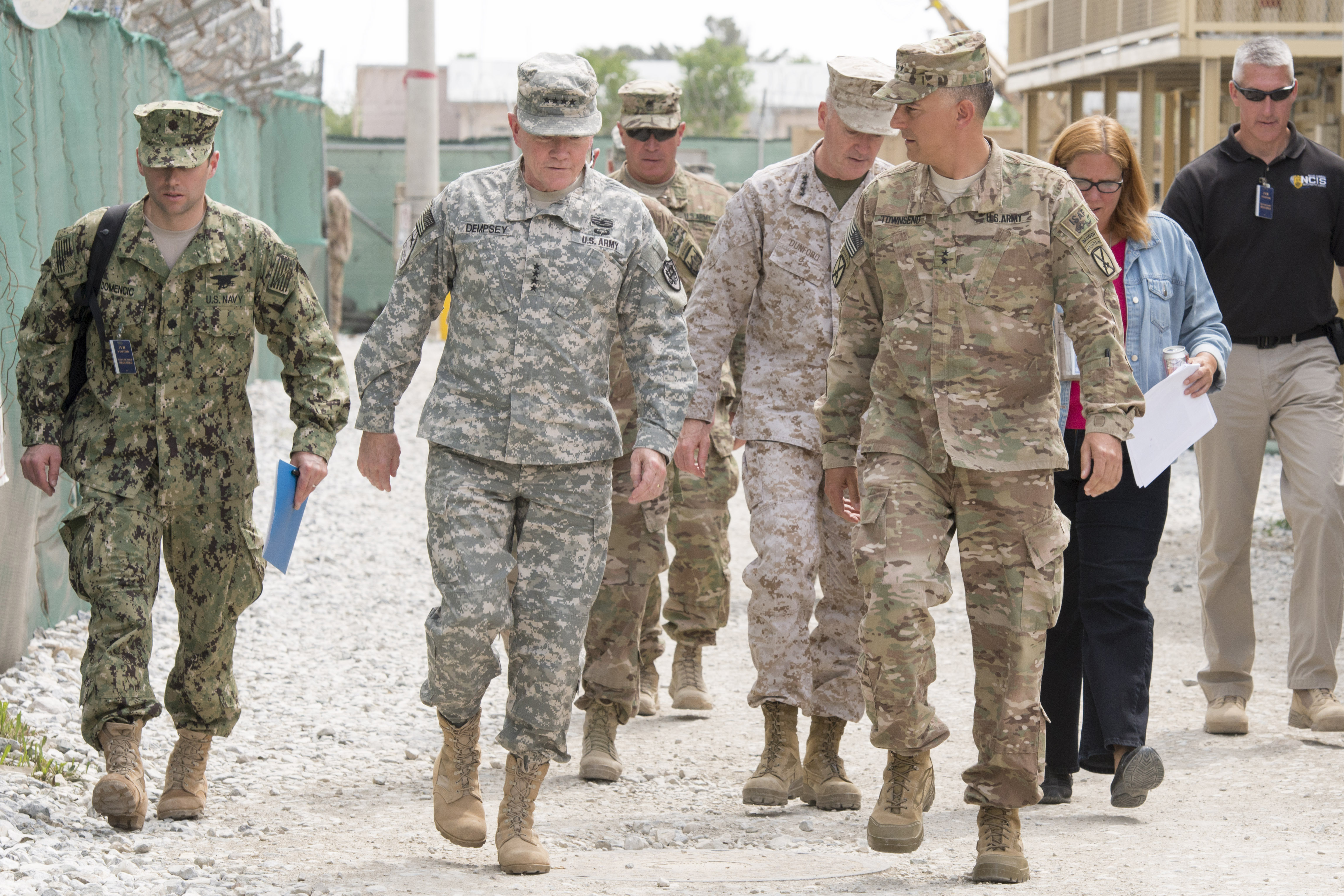 File u s army gen martin e dempsey chairman of the for Chair joint chiefs of staff