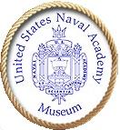Logo of the U.S. Naval Academy Museum.