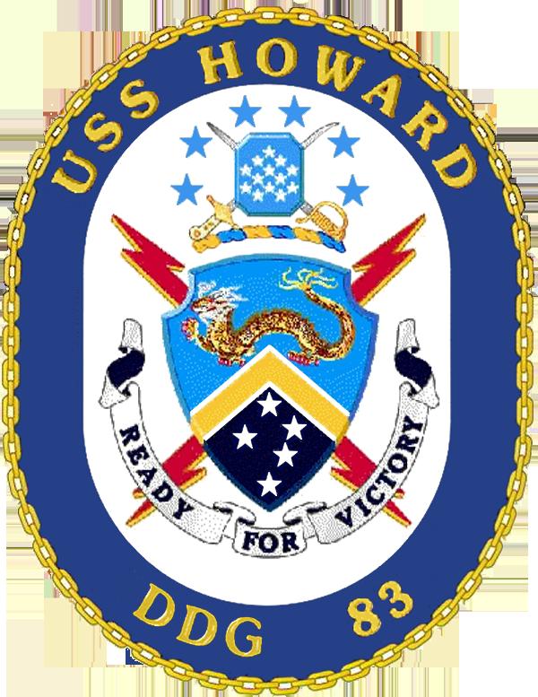 USS Howard DDG-83 Crest.png