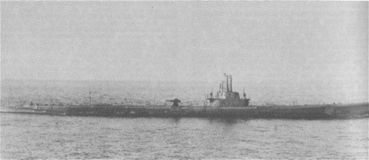 20 Electric Range >> USS Sea Robin (SS-407) - Wikipedia