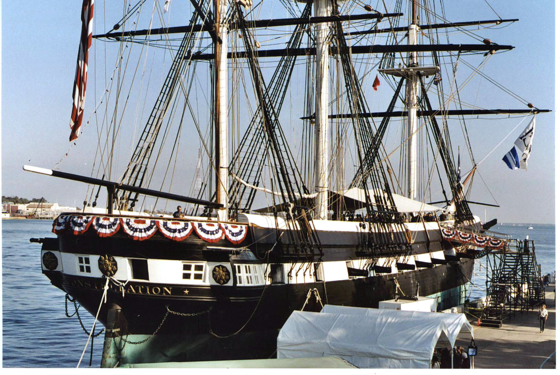 uss constitution an american warship Handcrafted model ships is proud to offer an extensive line of us warship models from the age of sail through the american civil war while the united states navy was.