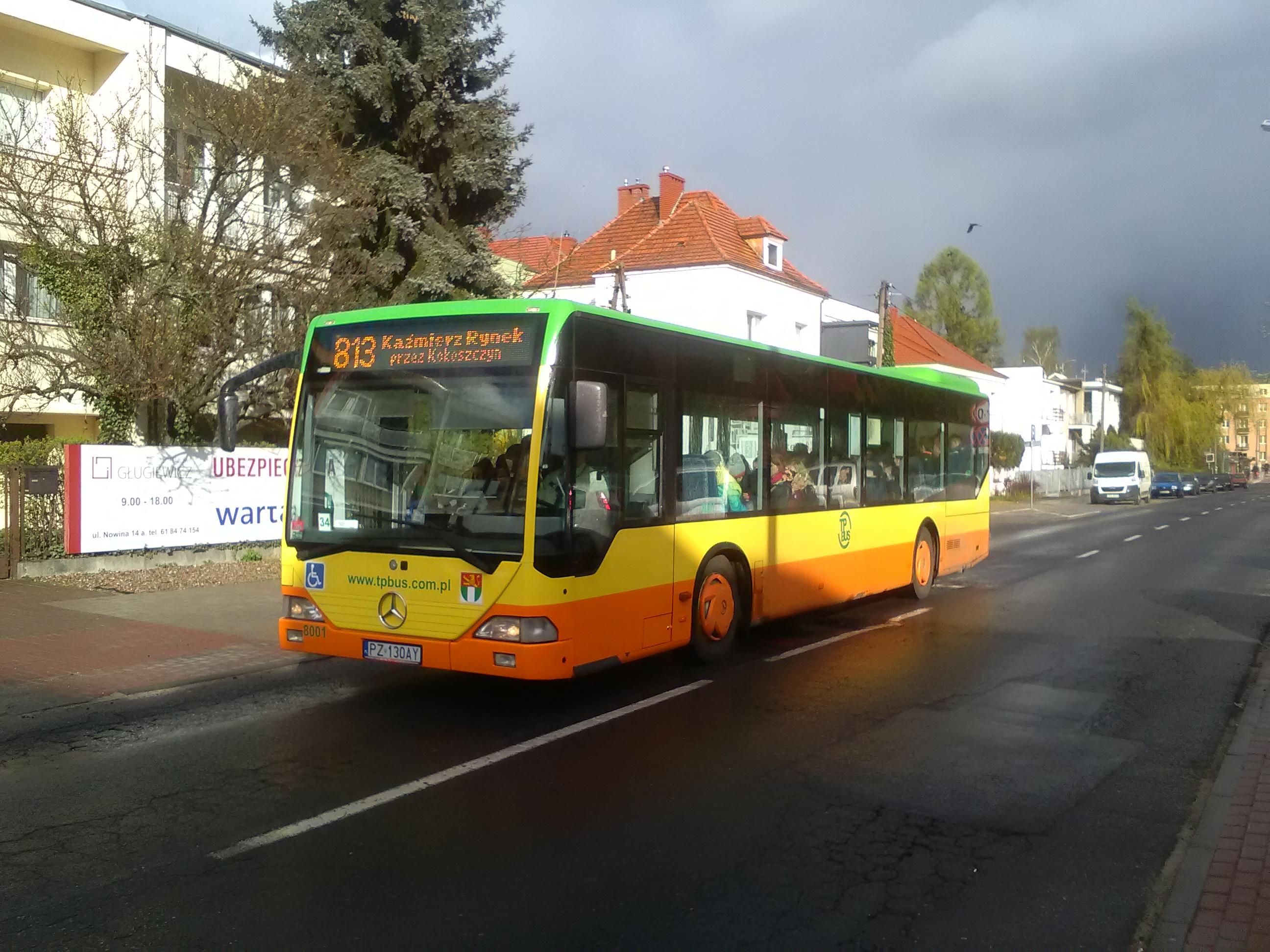 FileUlica Nowina W Poznaniu Autobus Gminy Tarnowo Podgrne