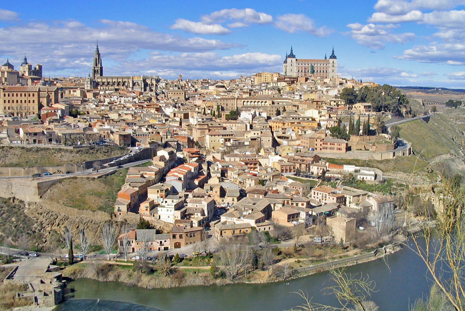 Ayuntamientos de Toledo