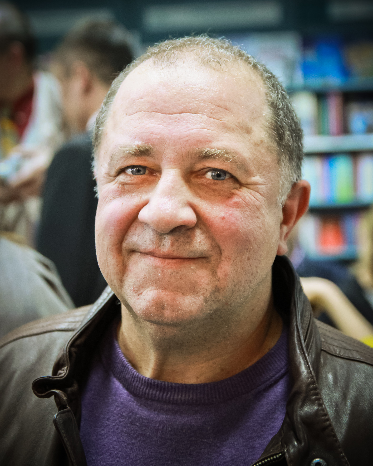 Vadim Abdrashitov: biography, filmography 11
