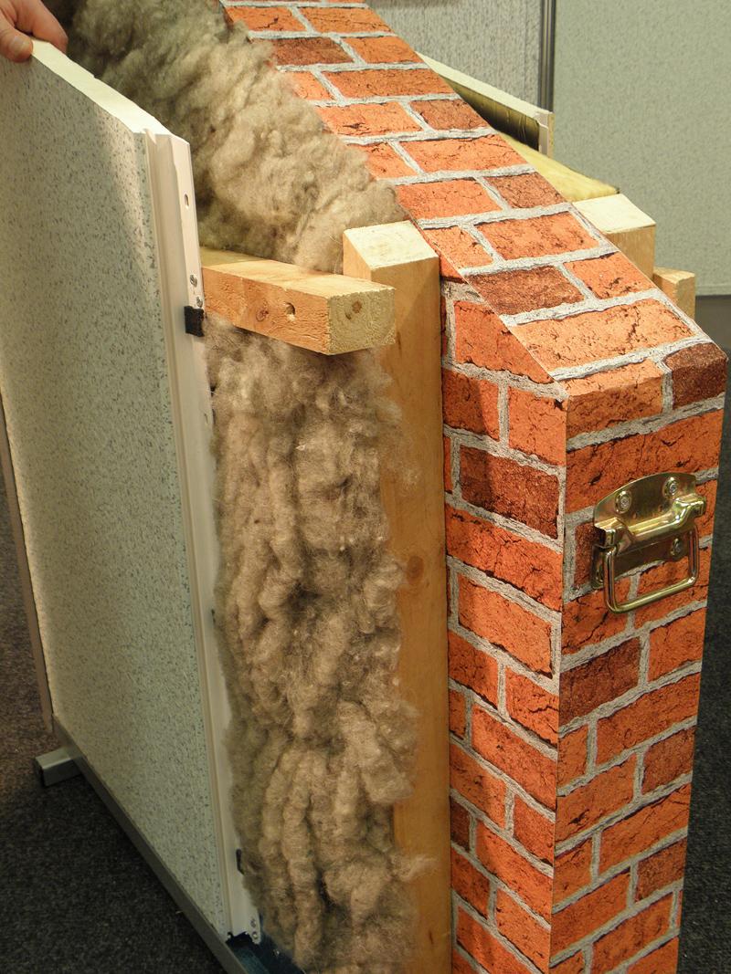Isolante termico in edilizia wikipedia - Materiale isolante termico ...