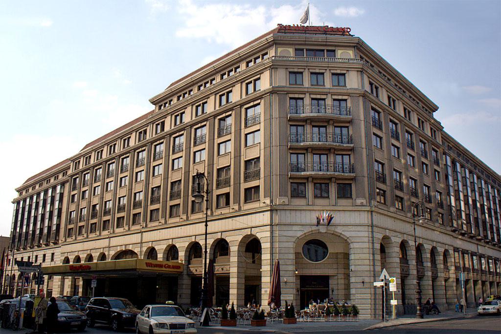 Westin Hotel Berlin Friedrichstrasse