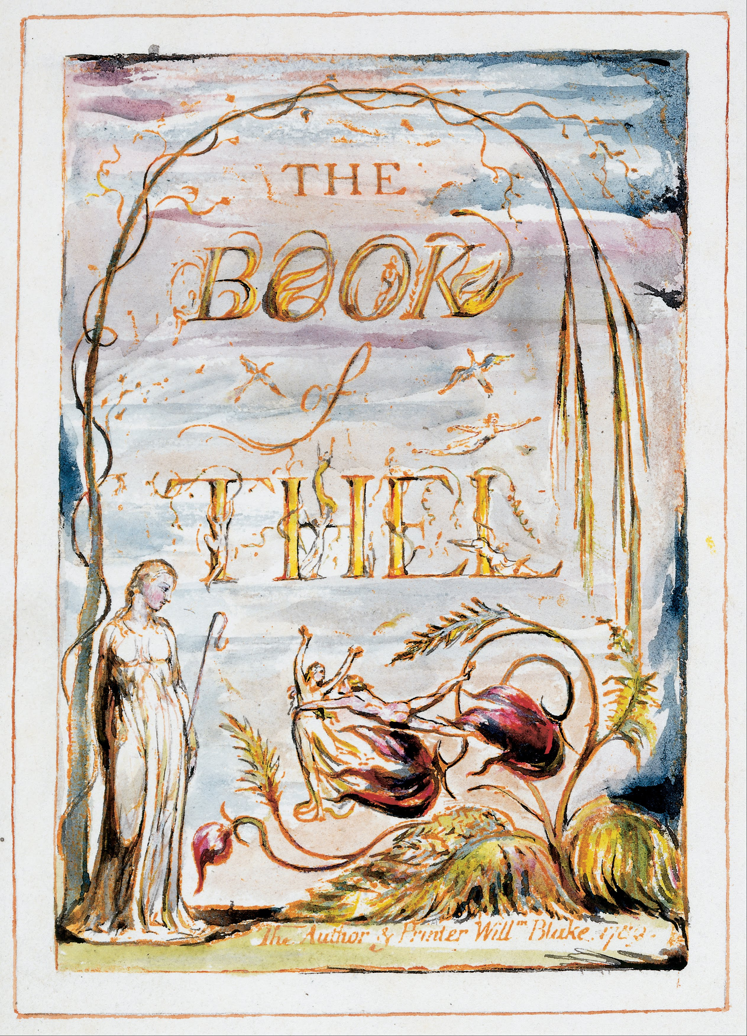 Book of Thel, The Analysis