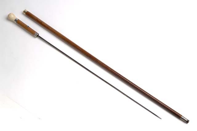 eBay Sword Cane
