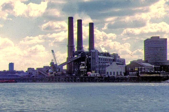 Woolwich Power Station Wikipedia