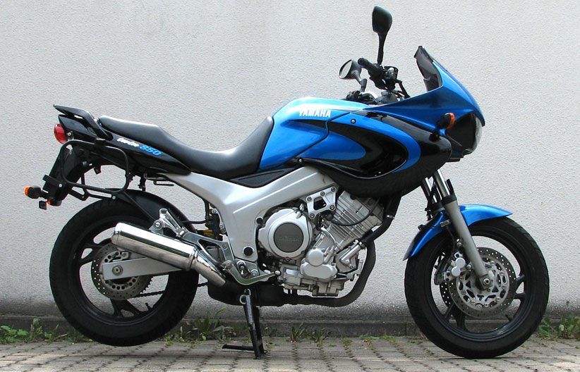 Yamaha Pacer Gt Motorcycles Review