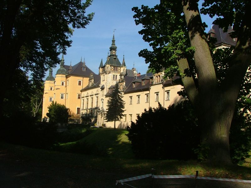 Zamek kliczkow