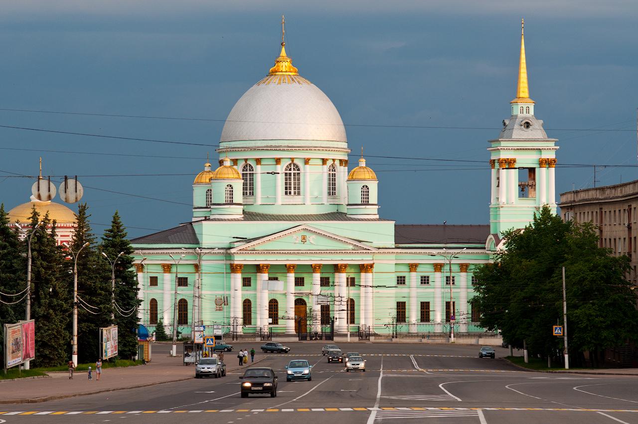 Kathedraal van het Icoon van de Moeder Gods van het Teken