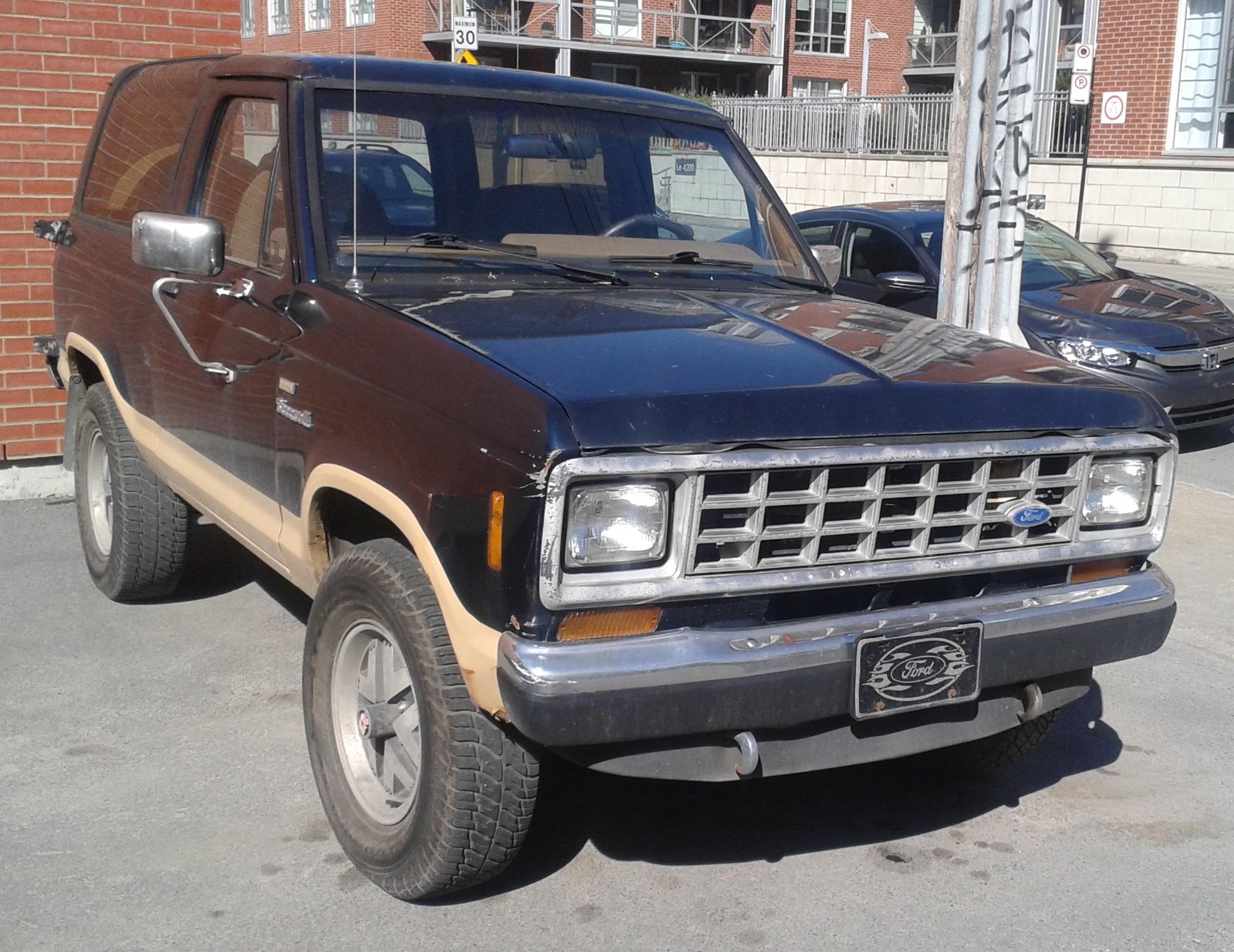 Ford Bronco Ii Wikipedia A Enciclopedia Livre