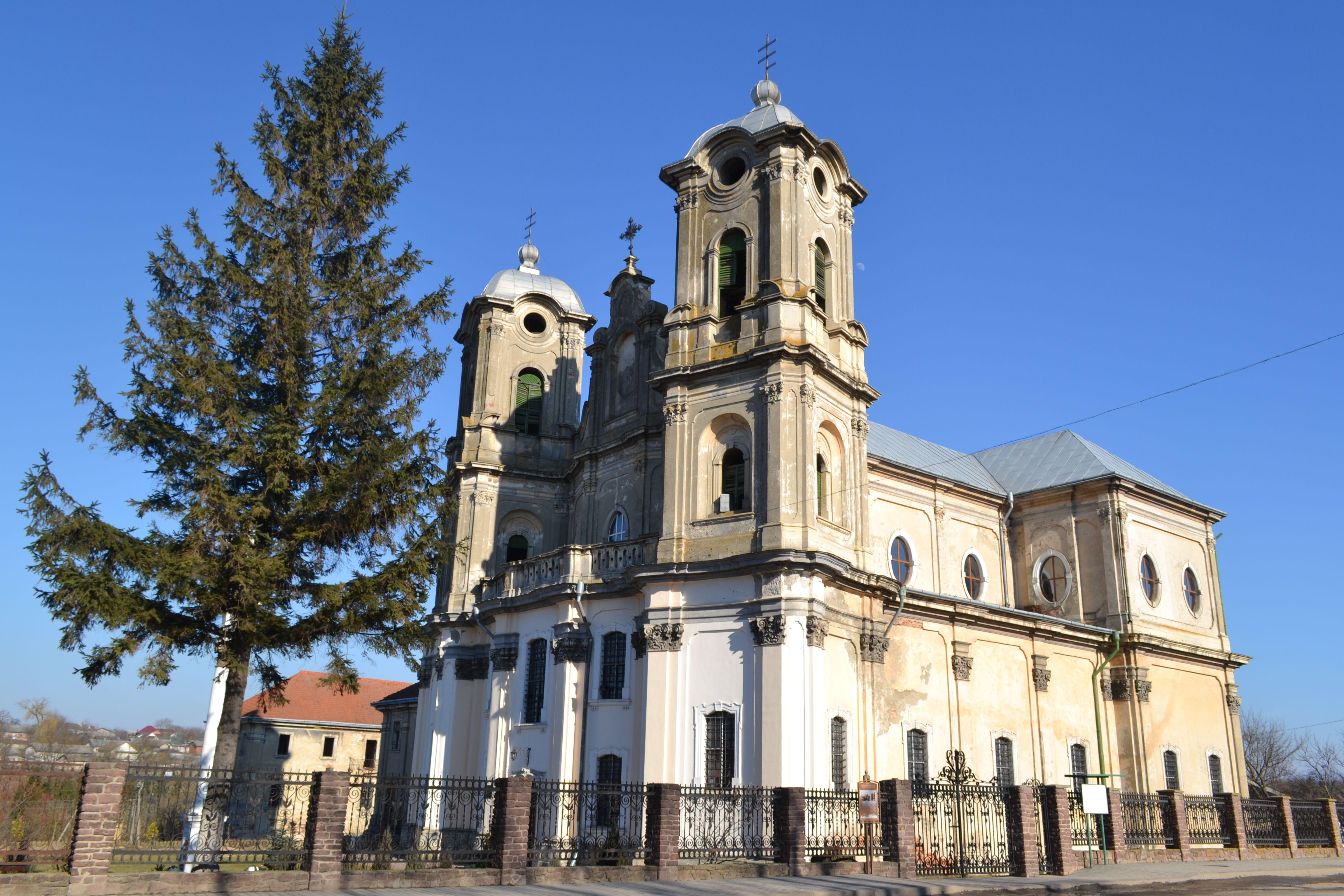 Файл:Городенка.Костел Непорочного Зачаття Діви Марії.JPG — Вікіпедія