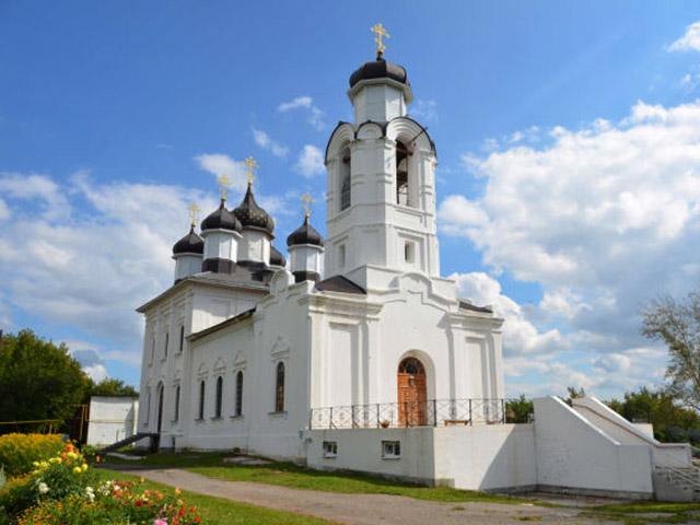 Преображенский монастырь Каменска-Уральского.
