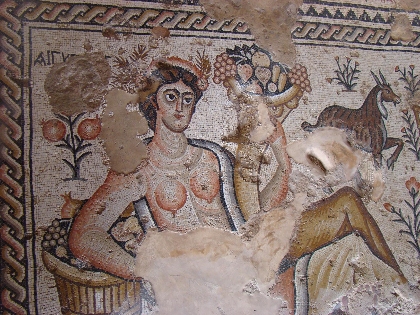 דמות מצרים מפסיפס בית חג הנילוס מציפורי.jpg