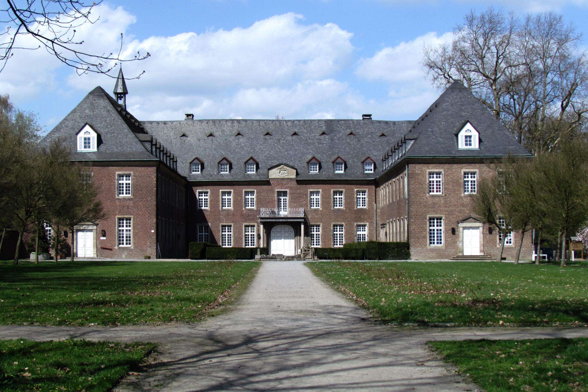 Kloster Langwaden Mittagstisch