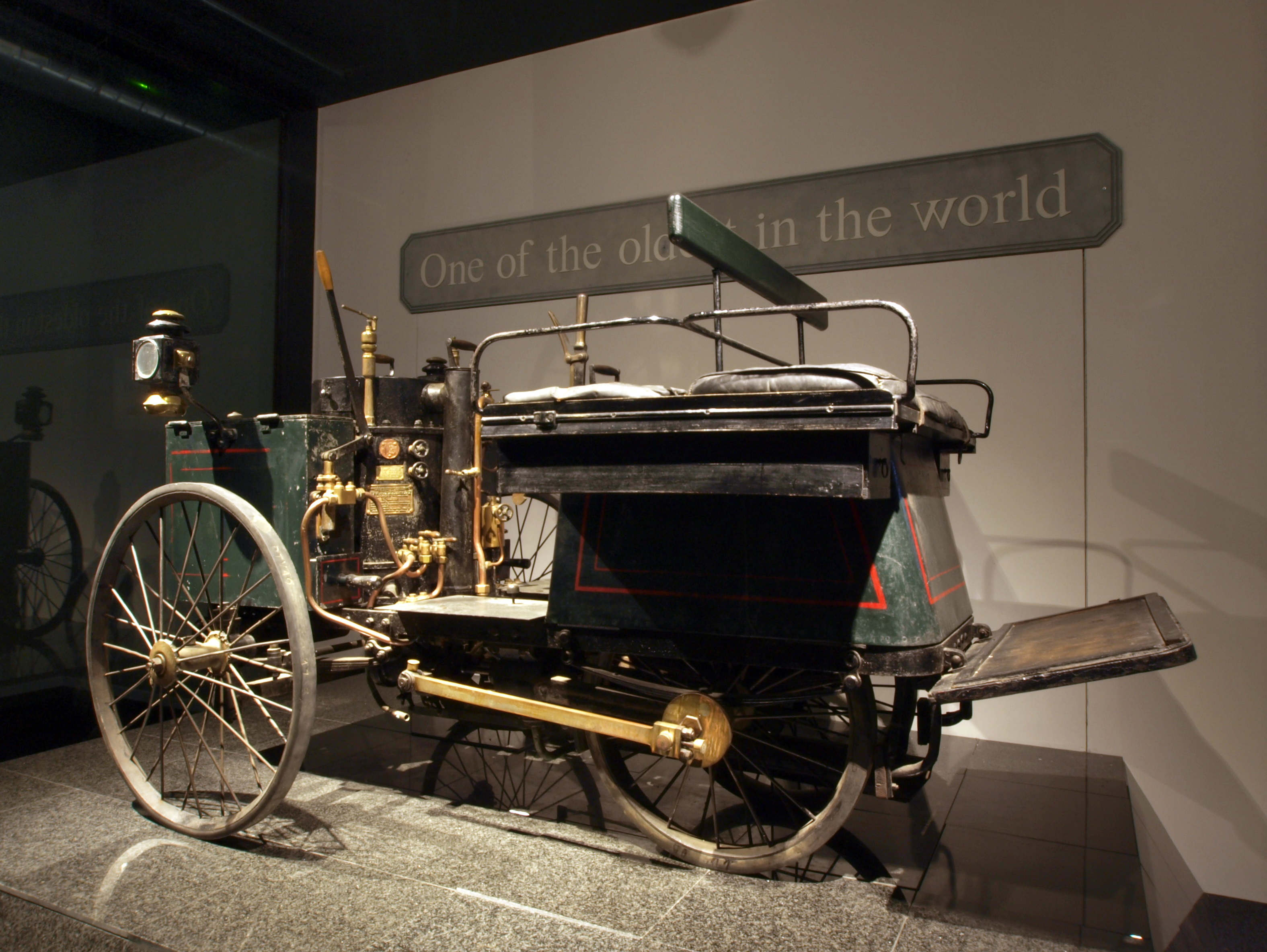 File 1887 De Dion Bouton Et Tr 233 Pardoux Steam Quadricycle