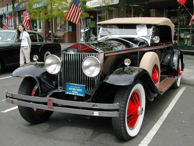 New Rolls Royce >> Rolls-Royce Phantom I – Wikipedia