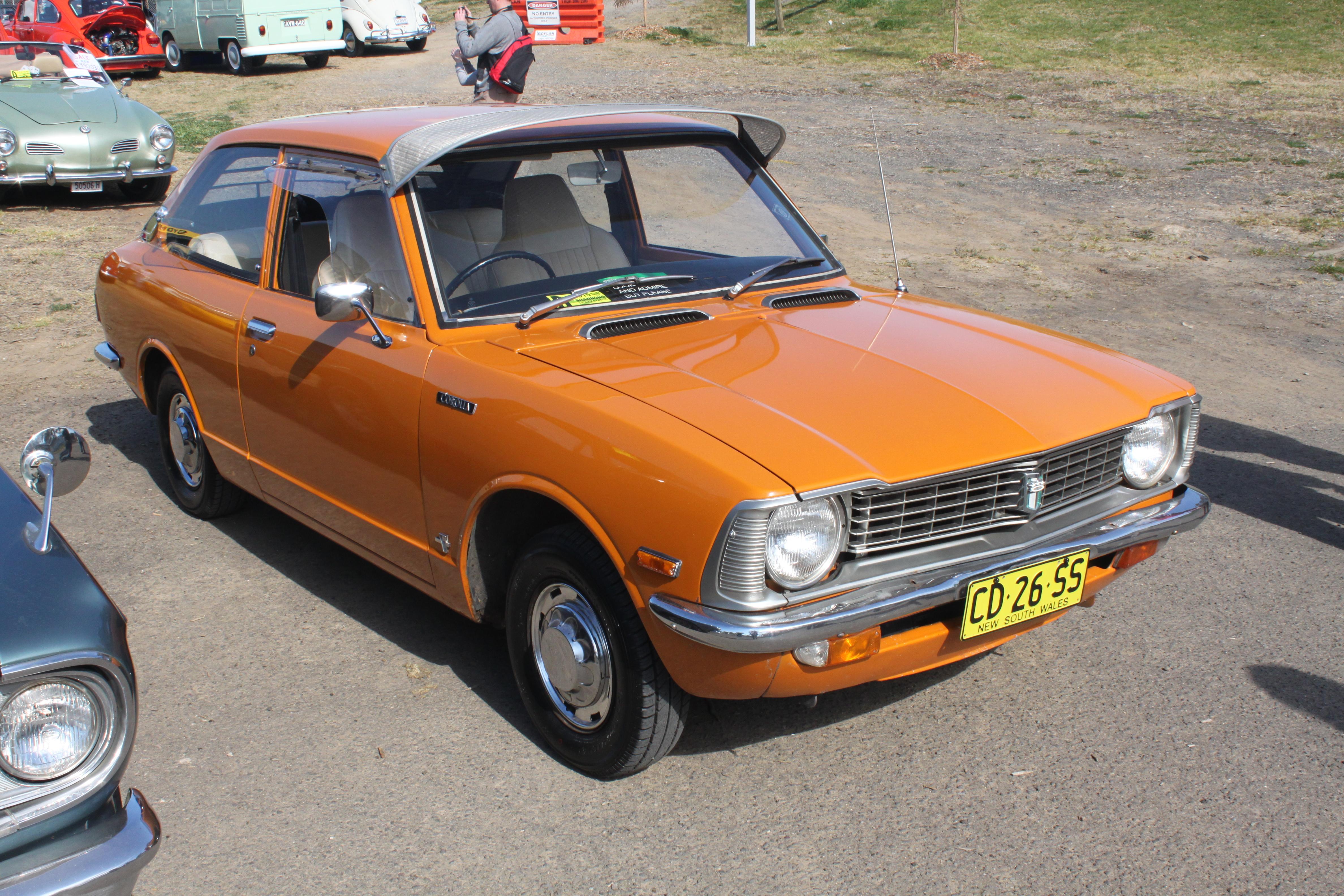 Kelebihan Toyota Corolla 1974 Review