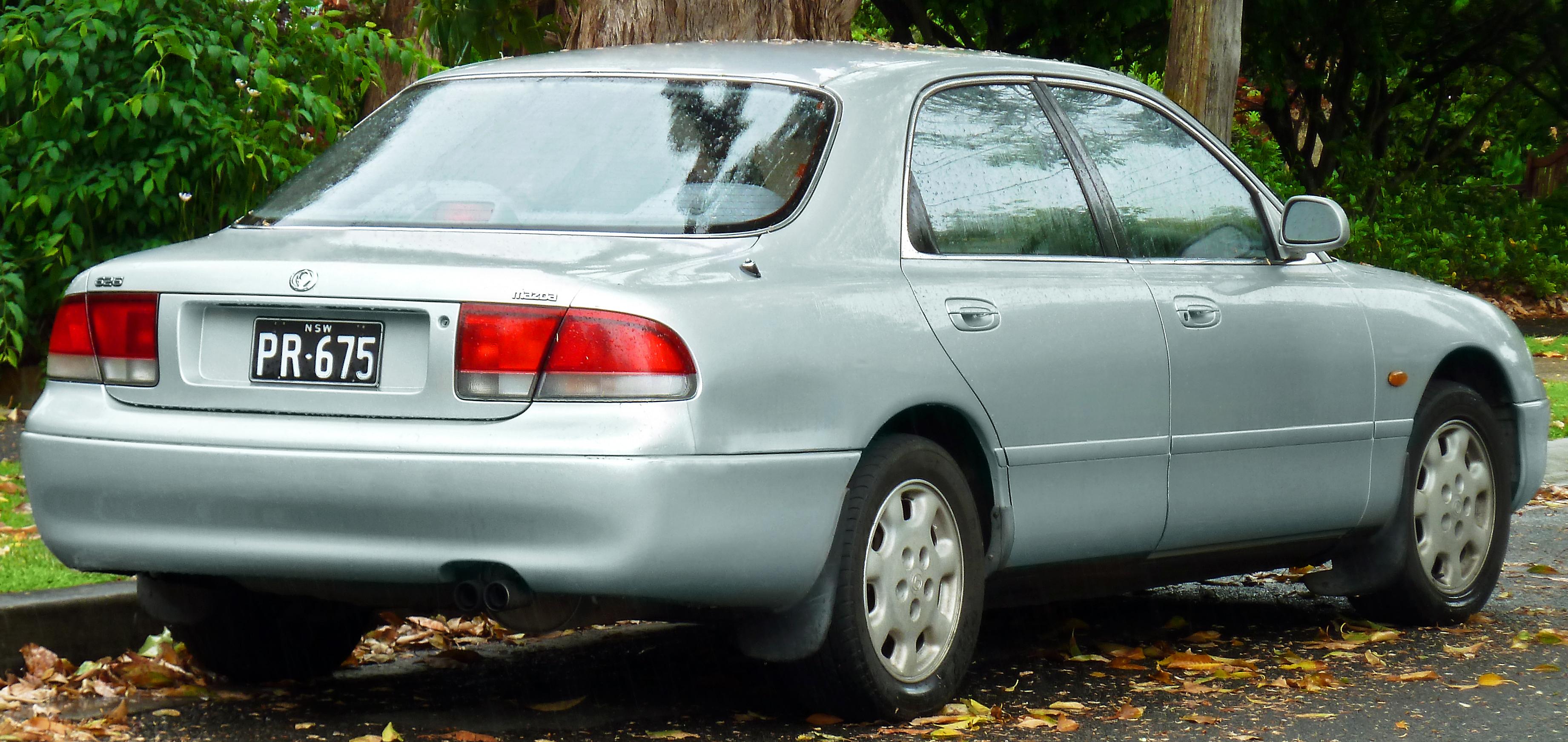 mazda 626, 1.8 1994