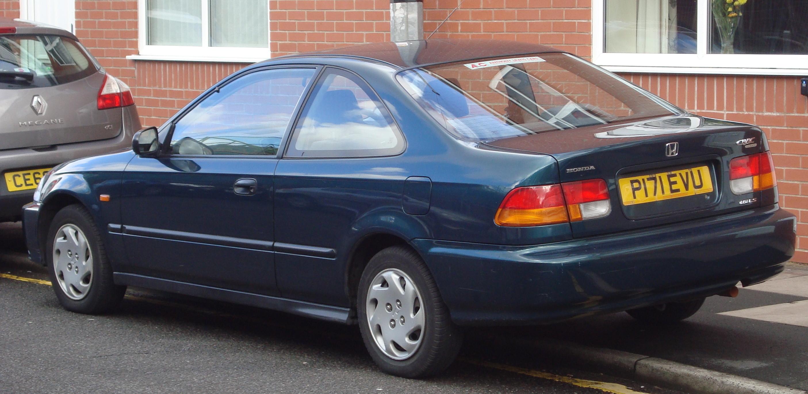 Kelebihan Civic 1996 Top Model Tahun Ini