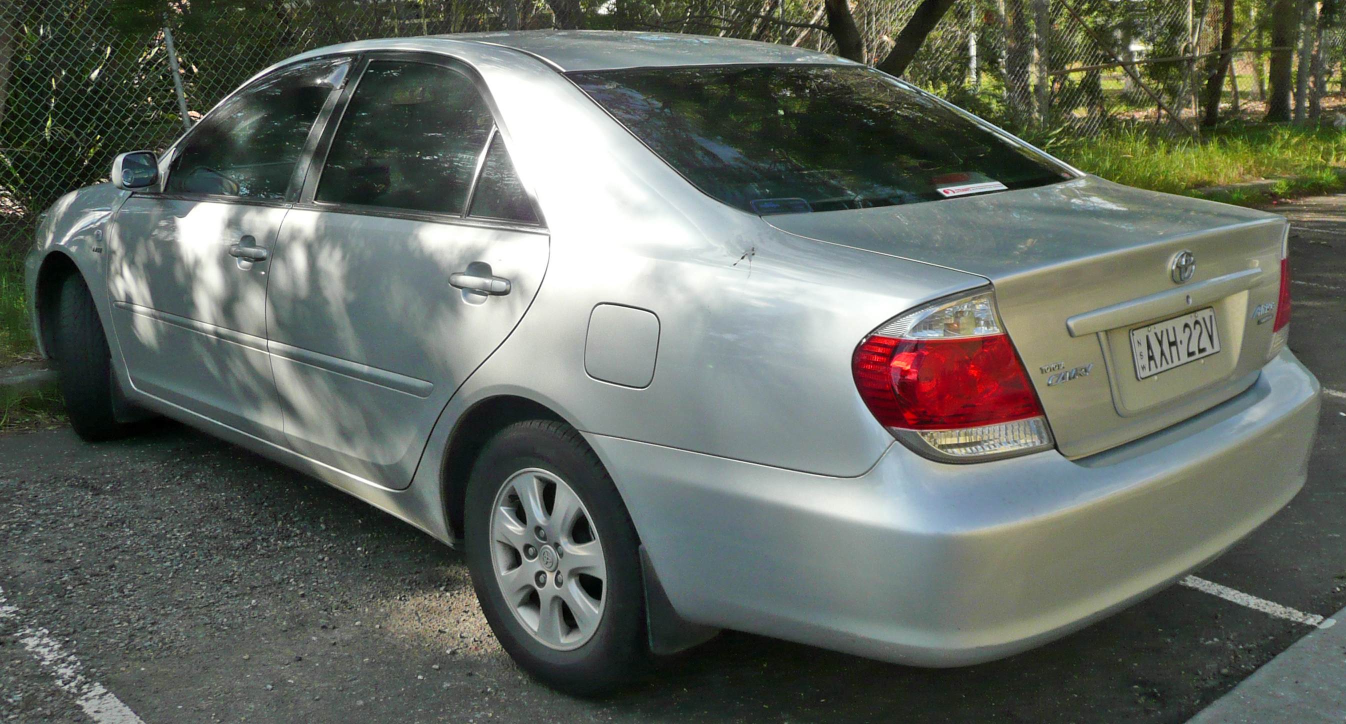 File 2005 2006 Toyota Camry Acv36r Altise Limited Sedan