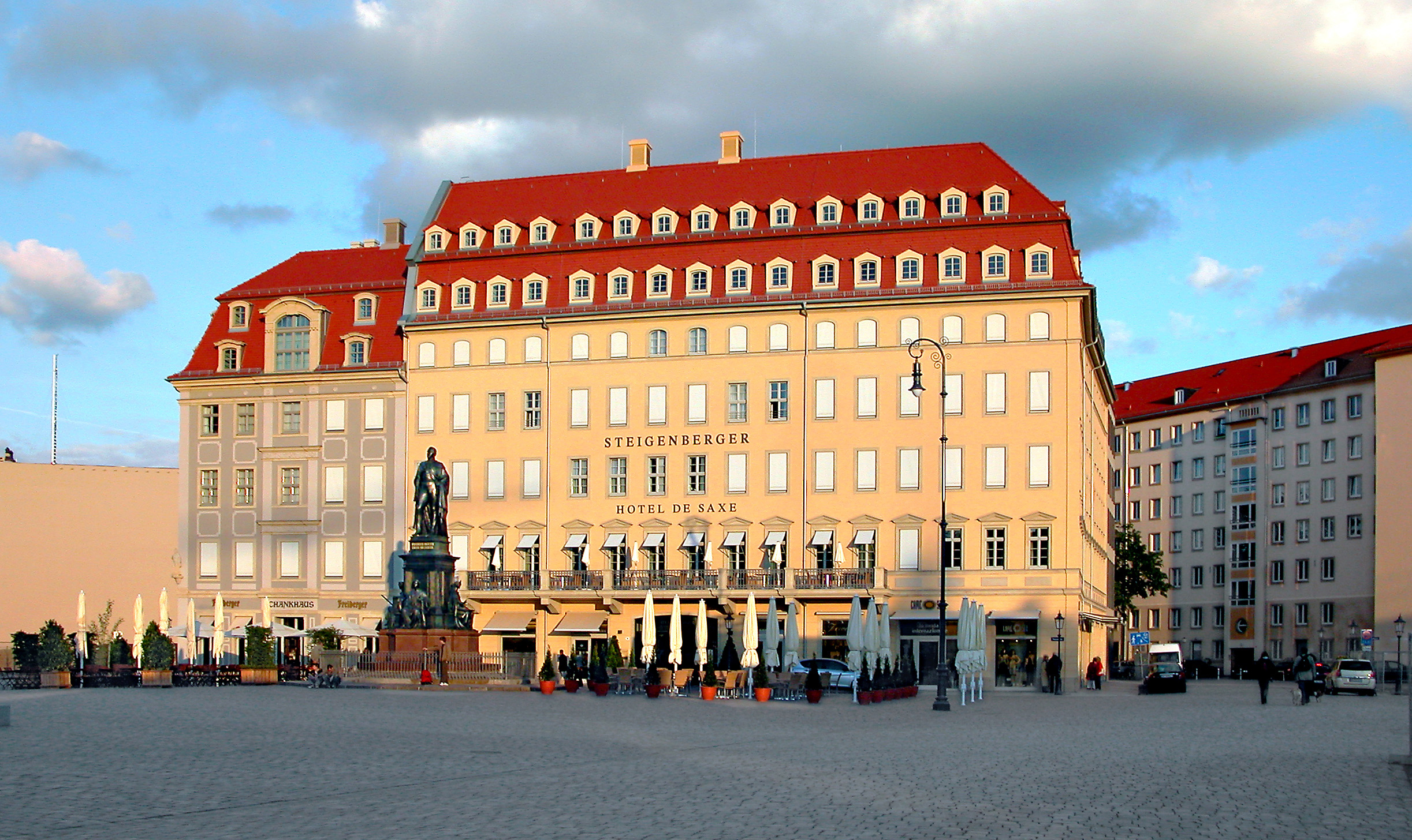 Steigenberger Hotel Am Kanzleramt Berlin