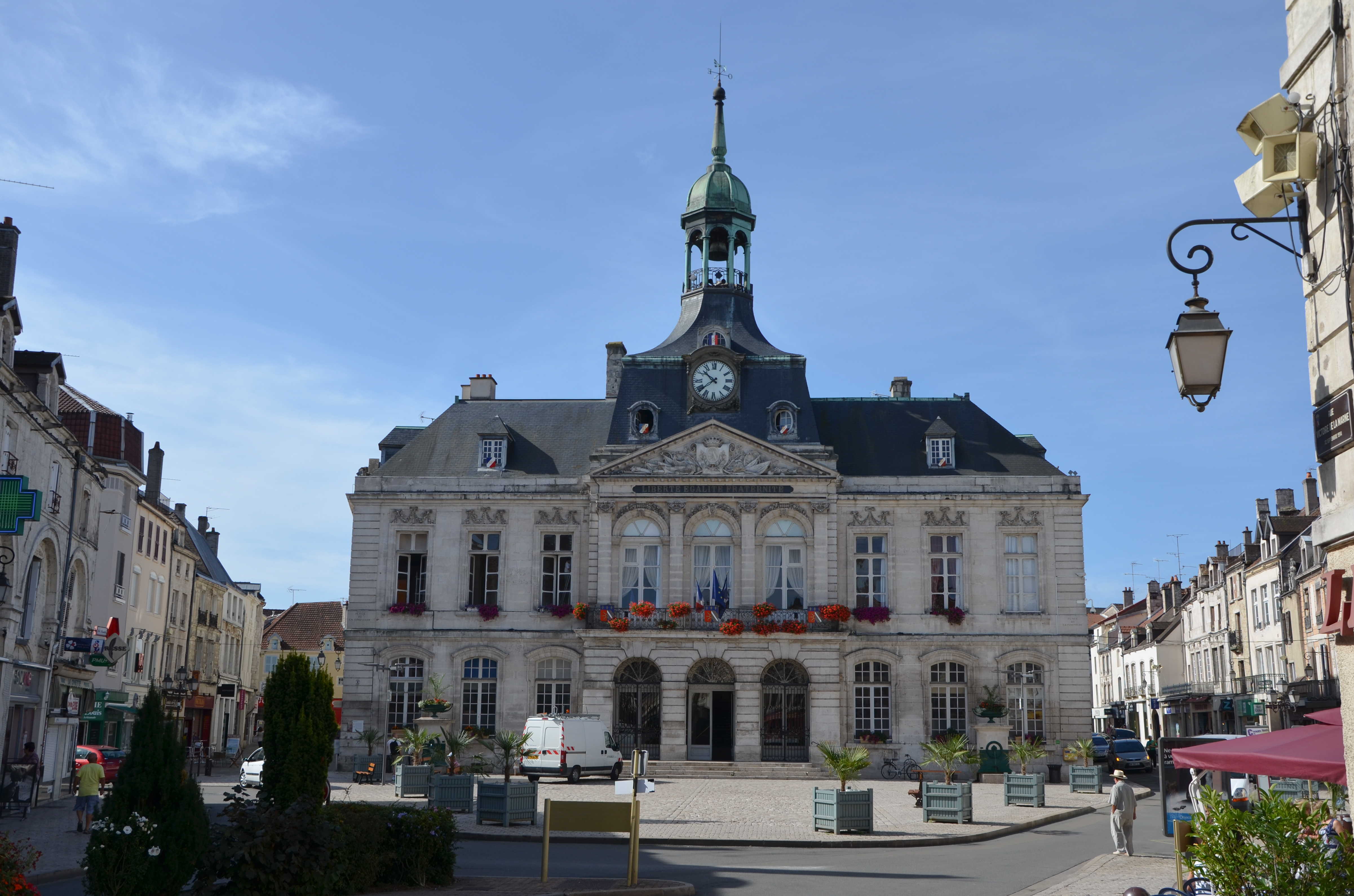 Centre Ville Chaumont