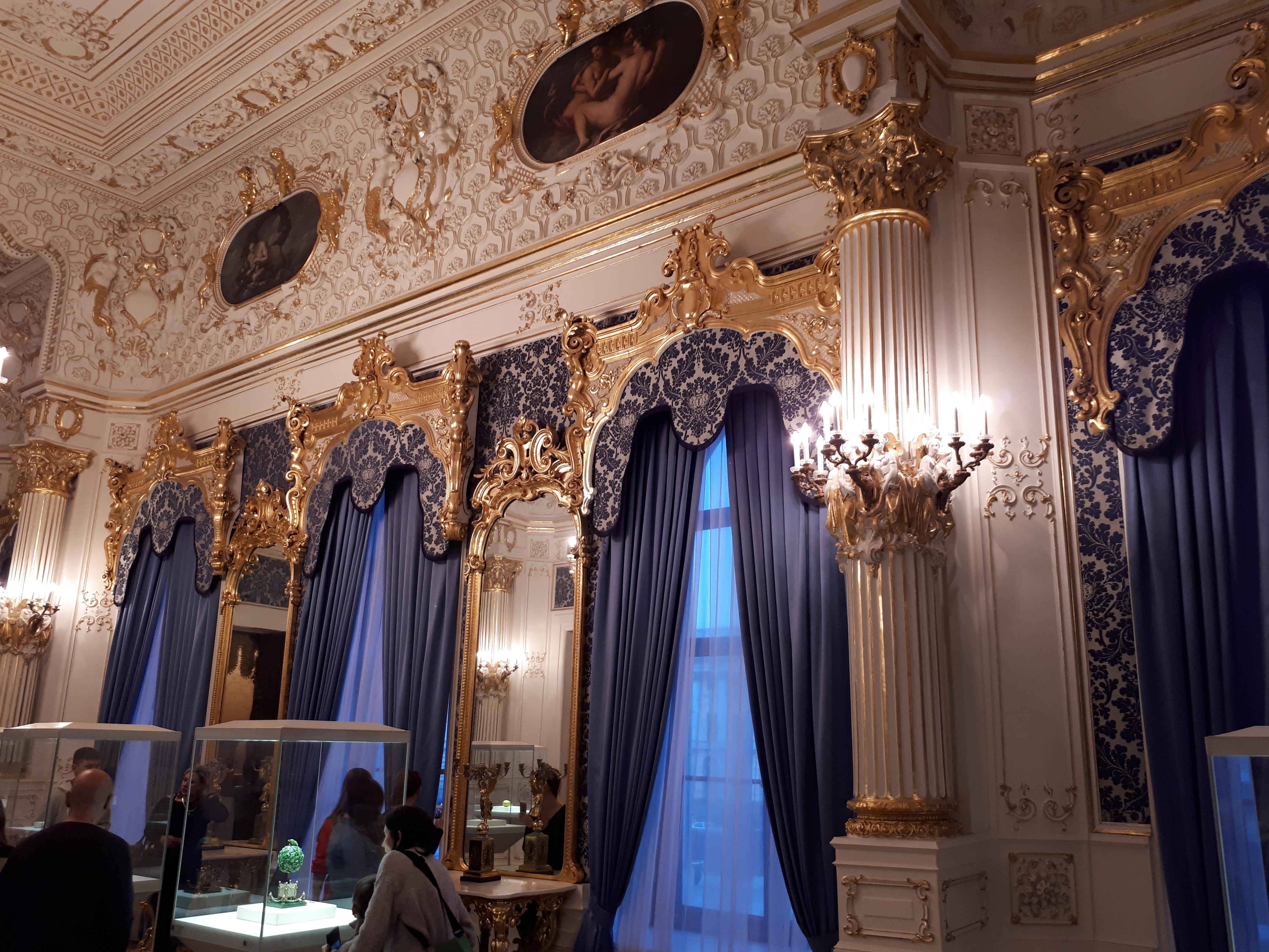 Shuvalov Palace. Interiors