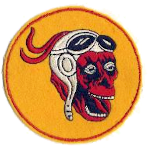 367th Bombardment Squadron (Heavy) emblem