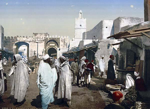 Kairouan Tunisia Kairouan Tunisia 1899