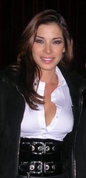 Aída Yéspica nel 2013.