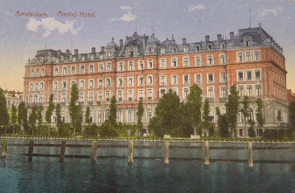 Hotel Amstel Amsterdam