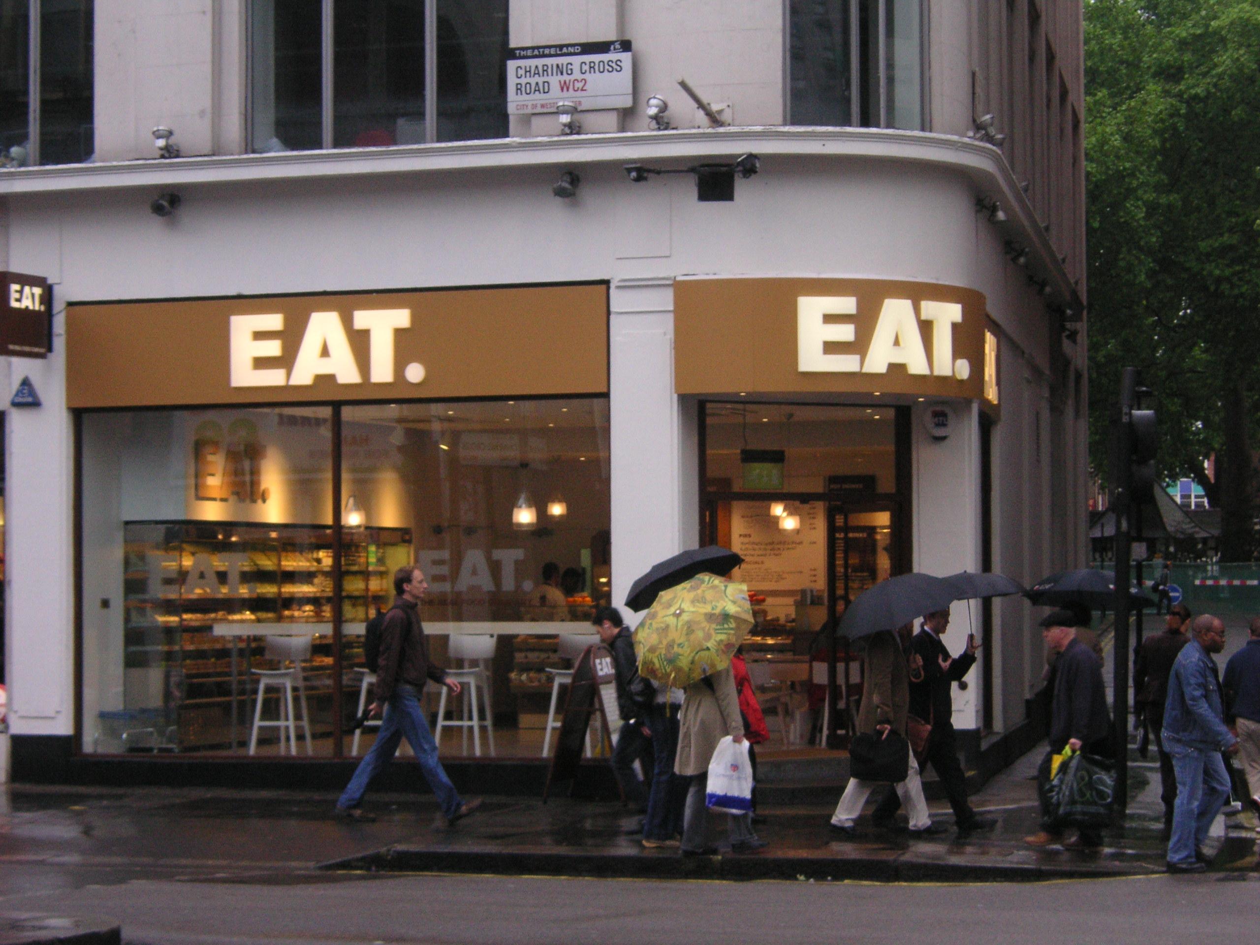 Charing Cross Road London Restaurants