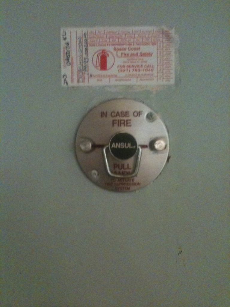Hospital Fire Suppression Systems Pacient Rooms