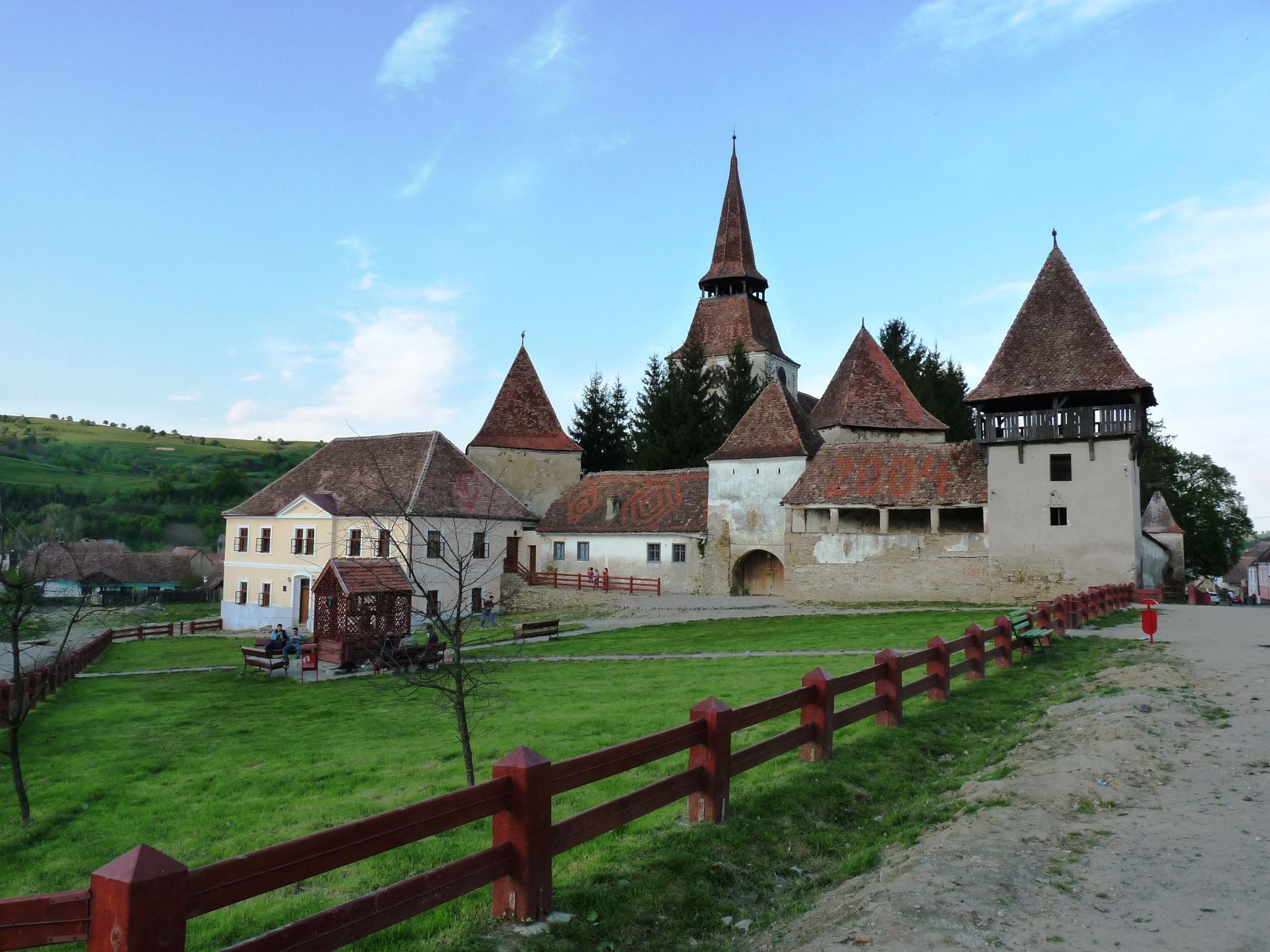 Biserica fortificată din Archita