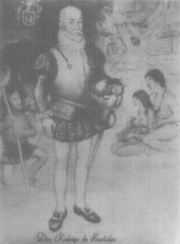 Rodrigo de Bastidas Spanish conquistador