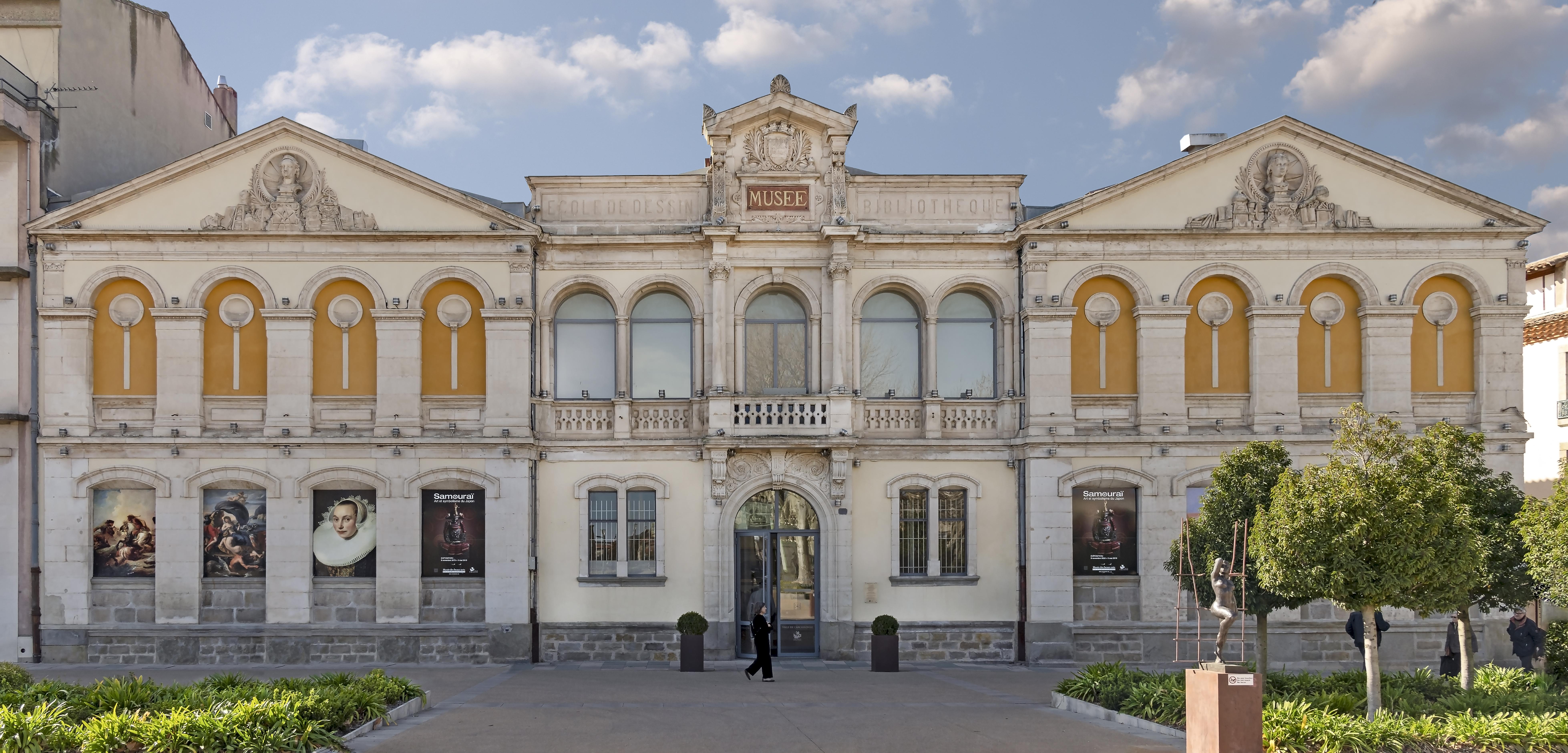 Beaux-Arts de Carcassonne - Façade.jpg