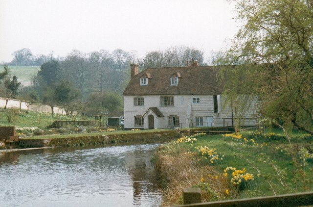 Bere Mill - geograph.org.uk - 72025