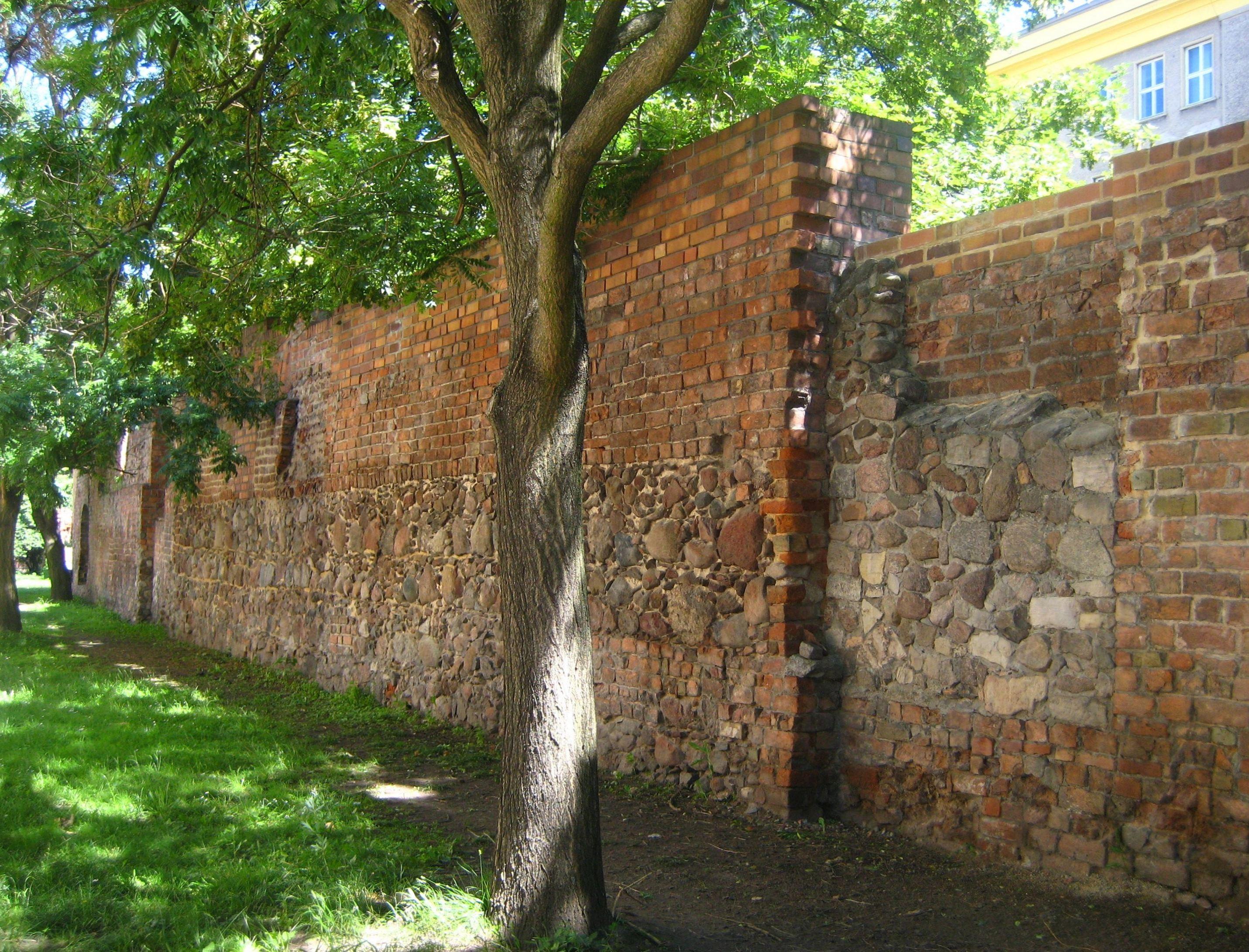 Antiga Muralha de Berlim