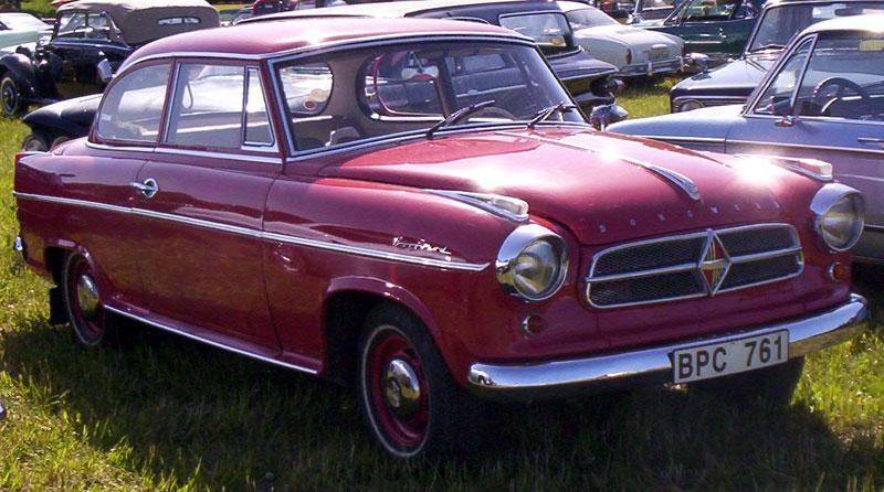 Borgward Isabella TS 1961