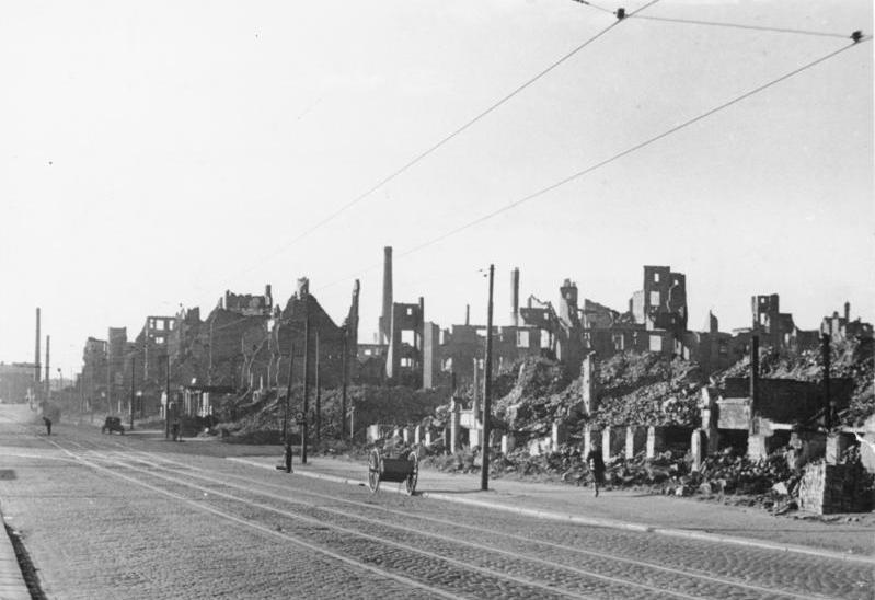 Operazione Gomorra: l'apocalittica distruzione di Amburgo (luglio-agosto 1943)
