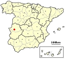 Caceres, Spain location.png