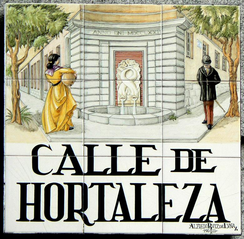 barrio de hortaleza madrid:
