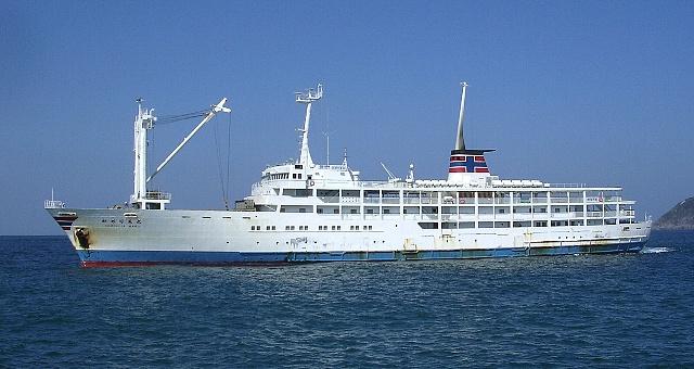 納涼 船 汽船 東海