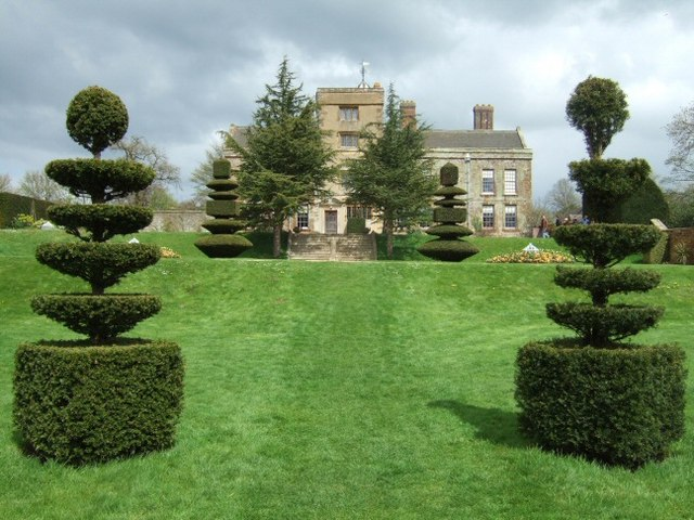 Canons Ashby House 2
