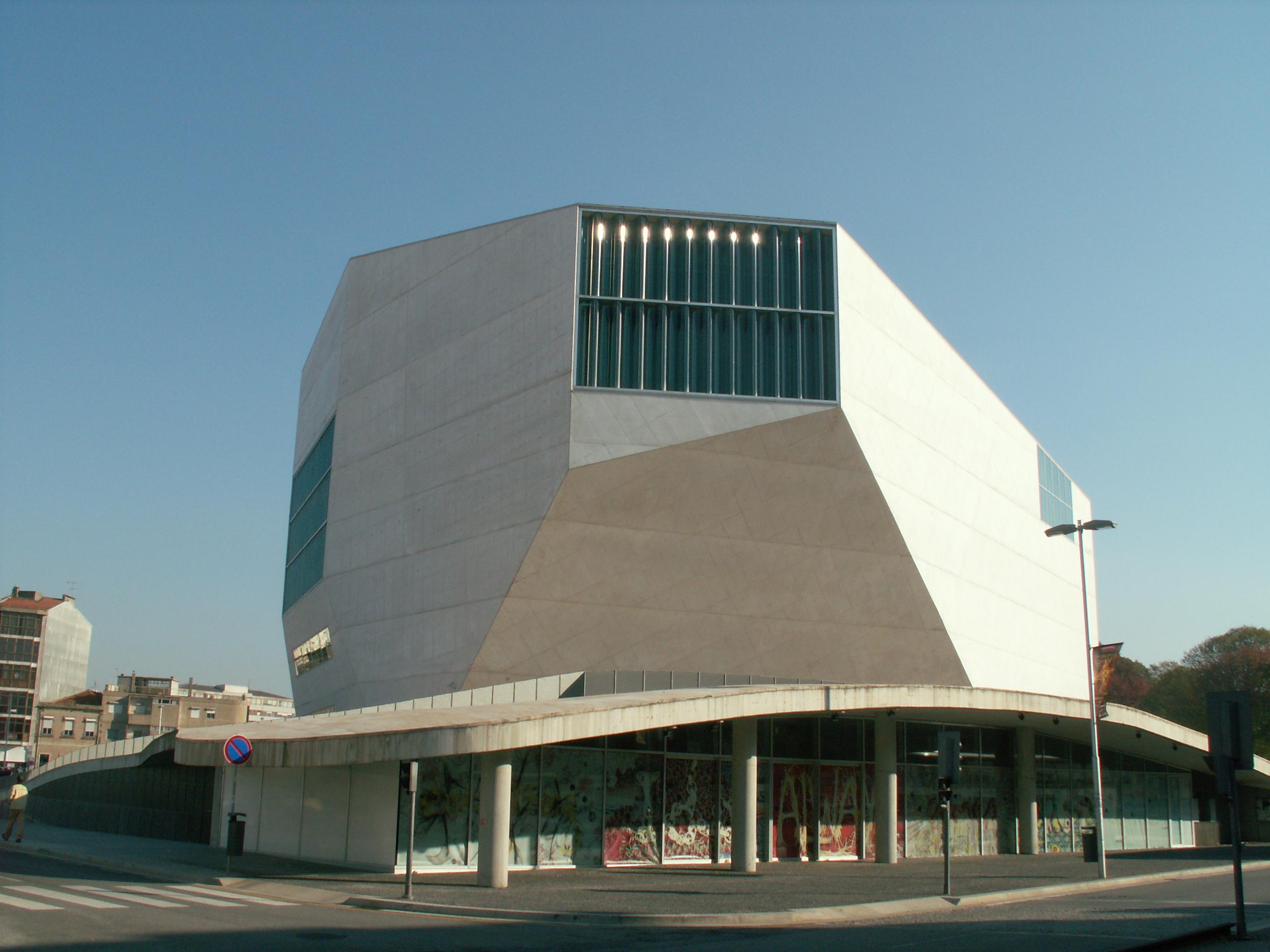 Vodafone headquarters by barbosa guimaraes dezeen for Cassa musica